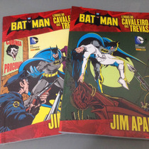 # Batman / Lendas Do Cavaleiro Das Trevas 1 A 4 Jim Aparo #