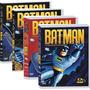 Batman: Série De Desenho - Coleção Com 4 Dvds