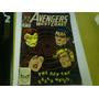 Revista Marvel Comics Avengers West Coast N°58 Em Inglês