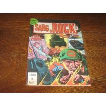 Sargento Rock O Herói 2ª Série Nº 14 Fev /1979 Editora Ebal