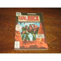 Sargento Rock O Herói 2ª Série Nº 25 Janei/1980 Editora Ebal