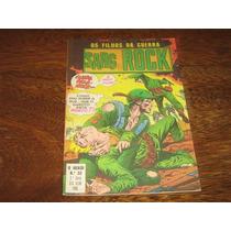 Sargento Rock O Herói 2ª Série Nº 32 Agost/1980 Editora Ebal