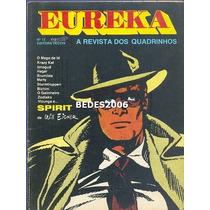Eureka Nº 12 - Editora Vecchi - Spirit, Krazy Kat - 1979