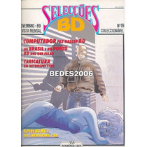 Selecões Bd 1ª Série Nº 19 - Meribérica - Ano 1989