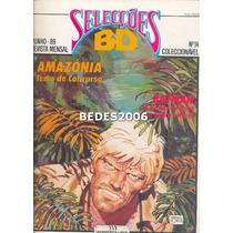 Selecões Bd 1ª Série Nº 14 - Meribérica - Ano 1989