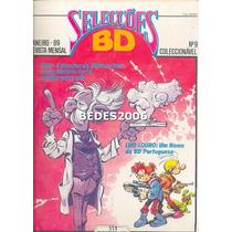 Selecões Bd 1ª Série Nº 9 - Meribérica - Ano 1989