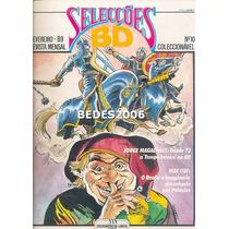 Selecões Bd 1ª Série Nº 10 - Meribérica - Ano 1989