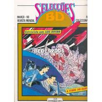 Selecões Bd 1ª Série Nº 23 - Meribérica - Ano 1990