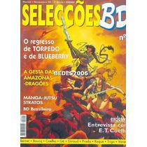 Selecões Bd 2ª Série Nº 1 - Torpedo, Blueberry - Meribérica