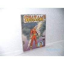 Gibi Coleção Invictus Nº 34 Shazam! Nova Sampa -1996 Hq Fj !
