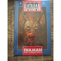 Um Conto De Batman - Shaman # 01 E 02 - Frete Grátis - Abril