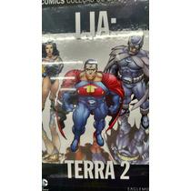 Graphic Novel Dc Comics N°13 Lja - Terra 2