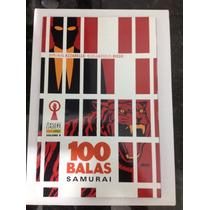 Gibi Hq Dc Vertigo 100 Balas Samurai Brian Azzarello