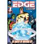 Edge Nº 1 - Os Novos 52! - Panini (novo)