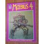 Os Mundos Fantásticos De Moebius No 04 Ed. Globo
