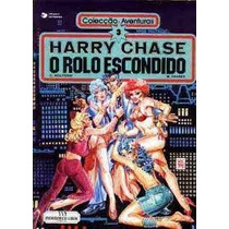 Harry Chase: O Rolo Escondido Vol.3, Meribérica/liber