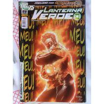 Lanterna Verde (vários Números!) - R$ 10,00 Cada!