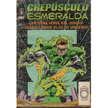 Lanterna Verde Crepusculo Esmeralda