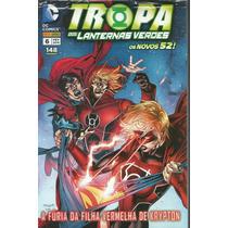 Tropa Dos Lanternas Verdes 06 - Panini - Gibiteria Bonellihq