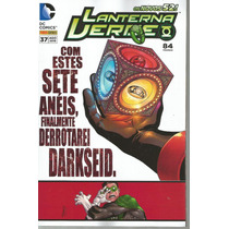 Lanterna Verde 37 Novos 52 - Panini - Bonellihq Cx284