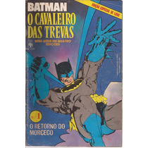 Batman - O Cavaleiro Das Trevas Edições 01/03/04