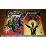 Lanterna Verde Guerra Dos Anéis Volumes 1+ 2 Green Lantern