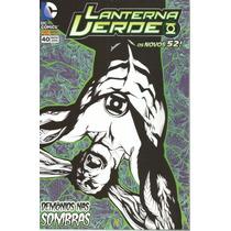 Lanterna Verde 40 Novos 52 - Panini - Bonellihq Cx147