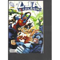Lja - Liga Da Justiça Nº 41 - Dc- Panini Comics