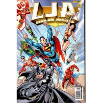 Liga Da Justiça (panini) 01 A 102 (coleção Completa)