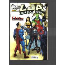 Lja - Liga Da Justiça Nº 32 - Dc- Panini Comics