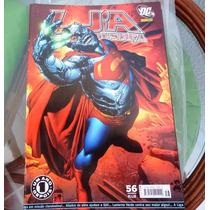 Lja - Liga Da Justiça Nº 56, 1ª Série, Editora Panini
