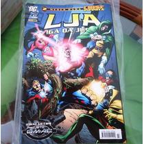 Lja - Liga Da Justiça Nº 47, 1ª Série, Editora Panini, Omac