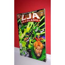 Hq Lja- Liga Da Justiça #10 Os Destruidores 2 Gibi Panini Fj