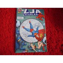 Lja - Liga Da Justiça Nº 27, 1ª Série, Panini, Prova De Fogo