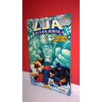 Hq Lja Liga Da Justica #18 Aquaman Livre, Afinal Gibi Panini