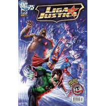 Hq - Gibi - Liga Da Justiça Panini Comics Nº 70 Ano 2010