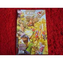 Lja - Liga Da Justiça Nº 83, 1ª Série, Panini, Heróis Em Gue