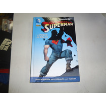 Superman A Prova De Balas Capa Dura Novo Dc Comics Panini