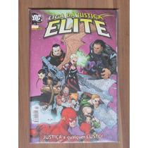 Liga Da Justiça Elite - Editora Panini - Coleção Completa!