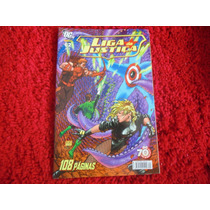 Lja - Liga Da Justiça Nº 62, 1ª Série, Panini, 108 Páginas