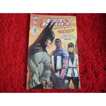 Lja - Liga Da Justiça Nº 66, 1ª Série, Panini, A Saga Do Rel