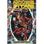 Novos Titãs N° 5 Herói Raptado Dc Comics 148 Páginas