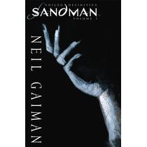 Sandman: Edição Definitiva - Volume 3 - Panini (lacrado)