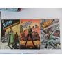Slash! O Guerreiro Do Apocalipse! Mini Série Em 3 Edições!