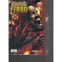 Marvel Millennium Homem De Ferro - Série Em 2 Edições Panini