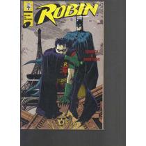 Robin Mini-série Em 3 Edições - Editora Abril