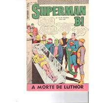 Superman-bi Nº 20 -1ª Série - Mai-jun/1968 - Ebal