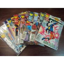 Superboy N. º 01 Ao 11 - Edição De Colecionador