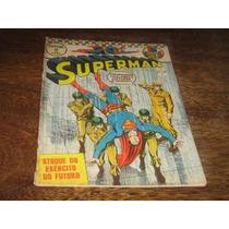 Superman Especial Em Cores Nº 32 Novembro/1973 Editora Ebal