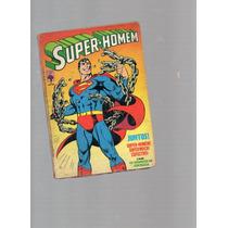 Super-homem 2 Da Abril! 1ª Série! Sebo Da Bidi